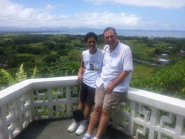 Photo of Fiji Nadi Tivua Island Cruise lookout1