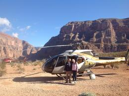 Photo of Las Vegas Grand Canyon All American Helicopter Tour Our once in a lifetime trip!