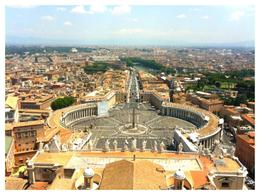 Photo of   St. Peter's Square in Vatican City