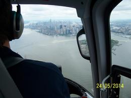 Photo of New York City Complete New York, New York Helicopter Tour Up in the air!