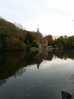Photo of Amsterdam Bruges Day Trip from Amsterdam View from the bridge near Bargeplein