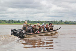 Photo of   4-Day Amazon River Luxury Cruise from Iquitos on the 'Aria'