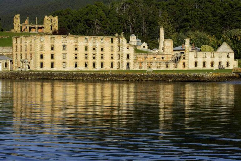 Port Arthur Historic Site (Photograph by Joe Shemesh) - Hobart