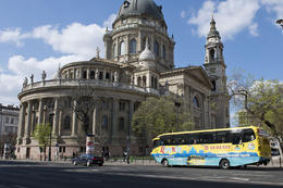Photo of Budapest Budapest Sightseeing Tour by Land and Water bazilika (2).jpg