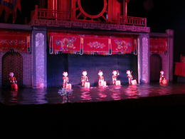 Photo of Hanoi Water Puppet Show with Buffet Dinner from Hanoi Beginning of the story telling