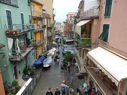 Photo of Florence Cinque Terre Small Group Day Trip from Florence Boat parking