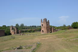 Photo of Rome Ancient Appian Way, Catacombs and Roman Countryside Bike Tour Countryside Bike Tour