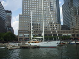 Photo of New York City Classic Schooner Sailing Tour in New York City: Wine-Tasting, Craft Beer or Jazz Sail Cruising the Hudson on Canada Day
