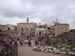 Photo of Rome Ancient Rome Half-Day Walking Tour France and Italy 2011 251