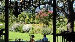 View from the dining room where we tasted the most amazing Petite Syrah , Stephanie D - September 2013