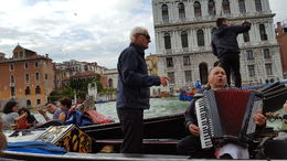 The singers that accompanied our flotilla. , 4canonmail - June 2016