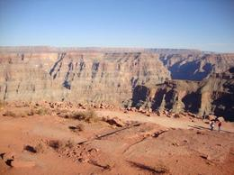 Photo of Las Vegas Grand Canyon and Hoover Dam Day Trip from Las Vegas with Optional Skywalk Grand Canyon West Rim Tour