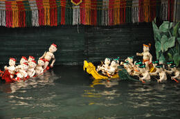 Photo of   Hanoi Water Puppet Show