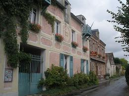 Photo of Paris Giverny and Monet's Garden Bike Tour Hotel Baudy in Giverny