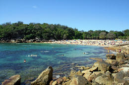 Photo of   Manly Beach, Sydney (snorkeling)