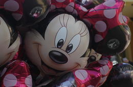 Photo of Paris Disneyland Paris Ticket: 1 Day 2 Park minnie balloons