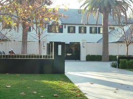 Simon Cowell's (massive) house, JennyC - February 2012
