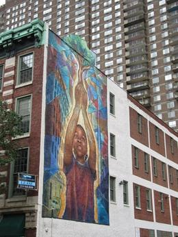 Photo of   One of Philadelphia's 3,000+ murals