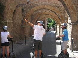 Foto von Rom Segway-Tour durch Rom Our Tour Guide