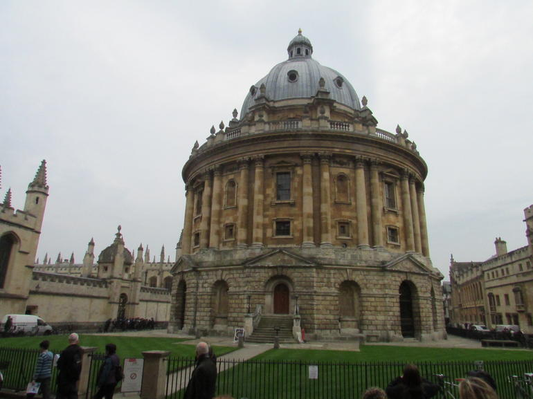 Oxford - London