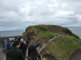 Photo of Dublin Northern Ireland including Giant's Causeway Rail Tour from Dublin Rope Bridge