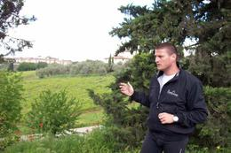 Photo of Florence Tuscany Bike Tour from Florence Teaching us about Chianti grape growing