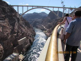 Photo of Las Vegas Hoover Dam Hummer Tour the colorado river