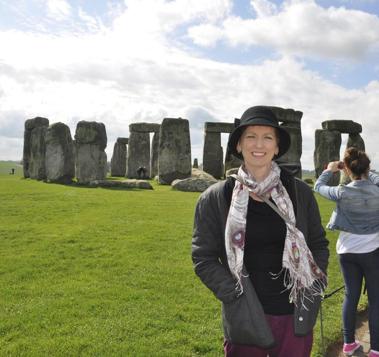 The mystical stones of Stonehenge - London