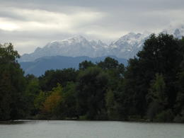 The view from the lake where the boat scene is filmed , Holly G - September 2013