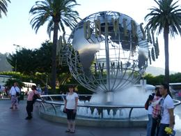 The Globe of Universal, JULIE B - September 2010