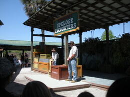 Photo of Orlando Gatorland General Admission Ticket Upclose Encounters