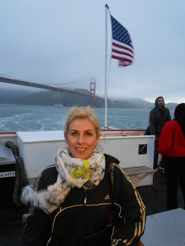 Photo of San Francisco Jail and Sail: Alcatraz Tour and Sunset Bay Cruise USA USA!