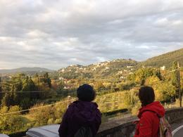 Photo of Florence Florence Electric Bike Tour with Farm and Wine Bar Visit view at the top