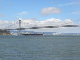 Photo of San Francisco San Francisco Bridge to Bridge Cruise Bay Bridge