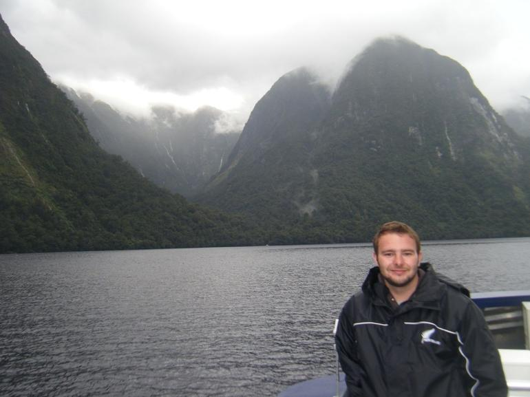 Bring a raincoat - just in case! - Fiordland & Milford Sound