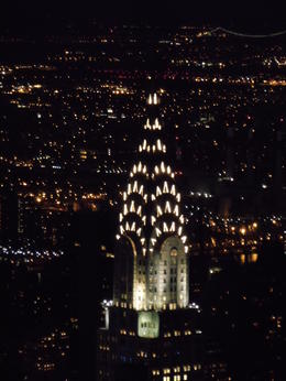 Photo of New York City Empire State Building Tickets - Observatory and Optional Skip the Line Tickets Chryslee bulding