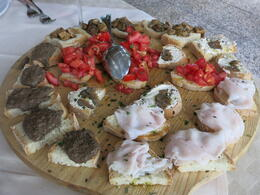 Photo of Florence Taste of Chianti: Tuscan Cheese, Wine and Lunch from Florence Food