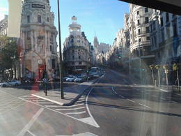 Photo of Madrid Madrid City Hop-on Hop-off Tour Gran Vía