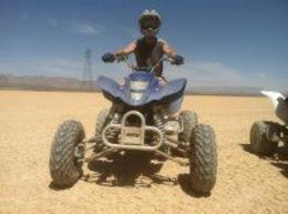 Photo of Las Vegas Hidden Valley and Primm Extreme ATV Tour Here's A Hot Dawg