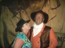 Me & John Wayne - October 2009