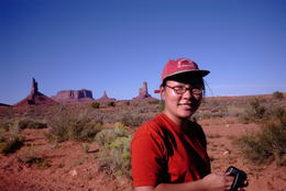 Photo of Las Vegas 7-Day National Parks Camping Tour: Zion, Bryce Canyon, Monument Valley and Grand Canyon South Rim Monument Valley home to the Navajos