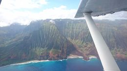 Kauai, Na Pali coast , Anna S - May 2016