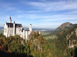 Photo of Munich Royal Castles of Neuschwanstein and Linderhof Day Tour from Munich Neuschwanstein Castle from Mary's Bridge