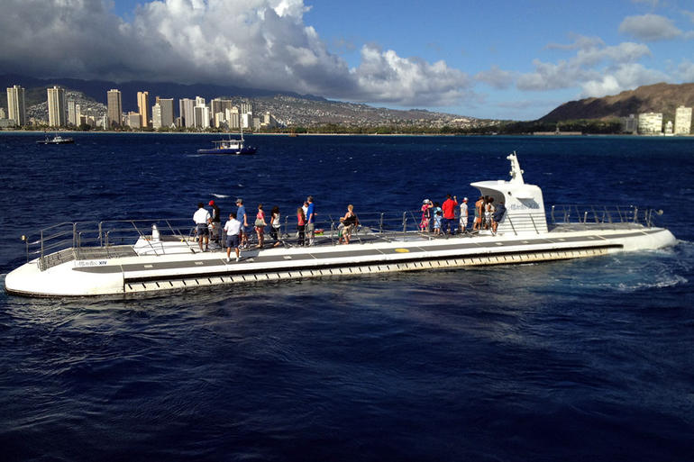 Oahu Atlantis Submarine Adventure - Oahu