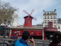 Photo of Paris Paris Hop-On Hop-Off Combo: Sightseeing Bus and Seine River Cruise Paris  and quot;Red Light and quot; District by bus