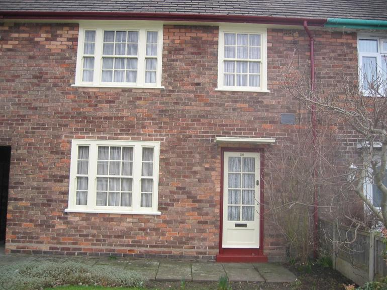 Paul's House in Liverpool - Liverpool