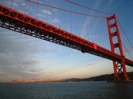 Photo of San Francisco San Francisco Bay Sunset Cruise Perfect timing!