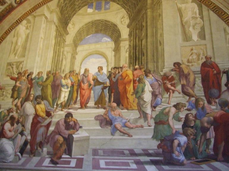 School of Athens - Rome