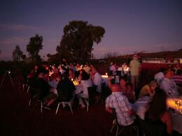 Photo of Ayers Rock Sounds of Silence Restaurant Sounds of Silence