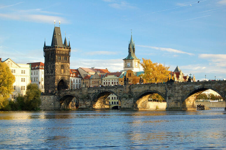 Stare Mesto and Charles Bridge - Prague